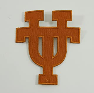 UT Texas Longhorns Vintage Embroidered Iron On Patch 4