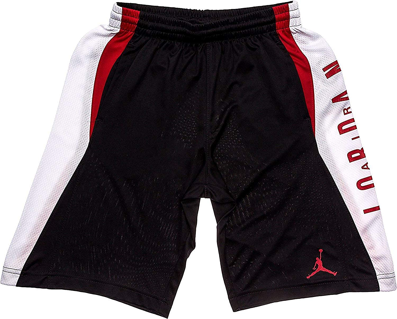 Jordan Boys' 超歓迎された Takeover Basketball ギフ_包装 Shorts Workout Athletic