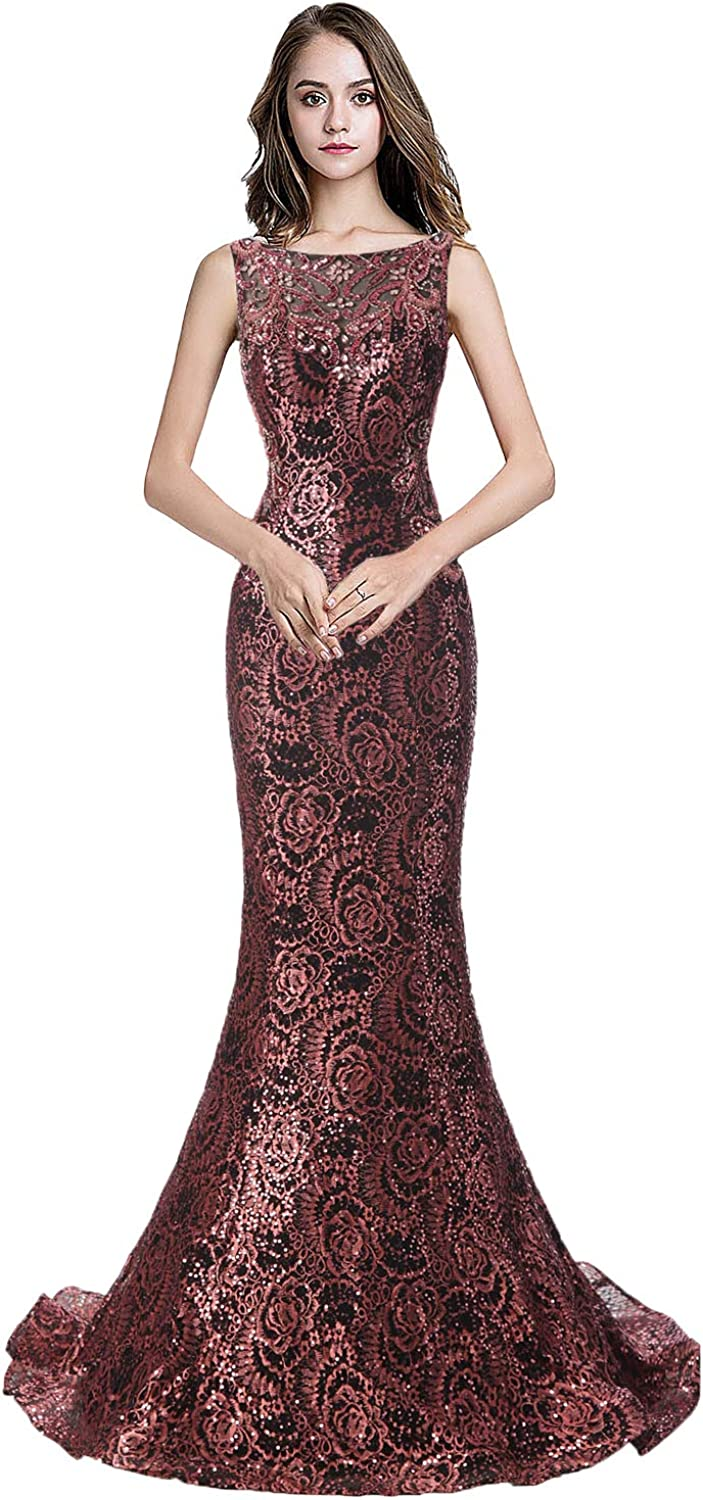 Quantity limited Clearbridal Women's V Neck Long Crystal Evening Formal Brand new Dresses B