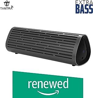 (Renewed) Tantra Thunder Bluetooth Portable Wireless Speaker