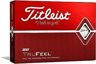 Titleist TruFeel Golf Balls (One Dozen)