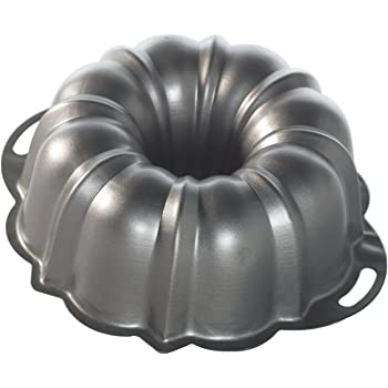 Nordic Ware ProForm Bundt Pan with Handles, 12 Cup