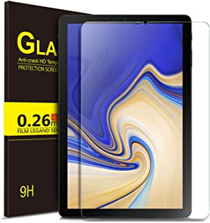 IVSO Samsung Galaxy Tab S4 10.5 T830N/T835N Screen Protector, Premium Clear Tempered-Glass Flim Screen Protector for Samsu...