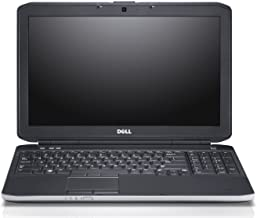 Dell Latitude E5530 Notebook 15.6 inHD 1366x768, Intel Core i5 3210M 2.5GHz up to 3.1GHz, 8GB DDR3 RAM, 320GB HDD, VGA, HD...