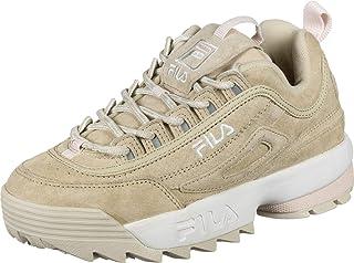 scarpe running fila beige