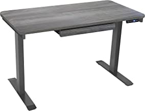 """Motionwise SDG48CG Electric Standing Desk, 24""""x48 Home Office Series, 28""""-48"""" with Quickly Program up to 4 pre-Set Height ..."""