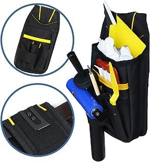 Ehdis® Profesional Herramienta multiusos bolsa de herramientas del organizador del sostenedor Mini Trabajo Organizador de alta resistencia para Pequeños hogar del coche de la ventana de Cine Trabajador Tinte