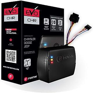 Fortin EVO-CHRT5 مستقل سیستم راه دور شروع کار از راه دور برای اتومبیل های کلیدی Chrysler Dodge Jeep Traingle