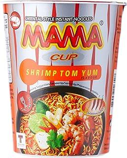 Mama Tomyum Shrimp Flavour Cup Noodle, 70 g
