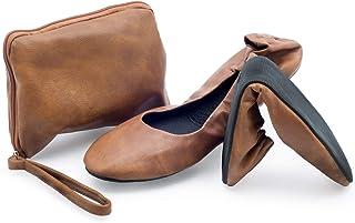 67e908e3dd6cab CatMotion Chaussures Confortables Pliantes dans Votre Sac à Main,  Ballerines pour Dames, After Party