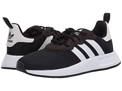 adidas Originals Kids X_PLR 2 (Big Kid) (Black/White/Black) Kids Shoes