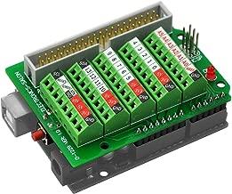 Electronics-Salon Arduino Screw Terminal Block Breakout Module, for Arduino UNO R3.