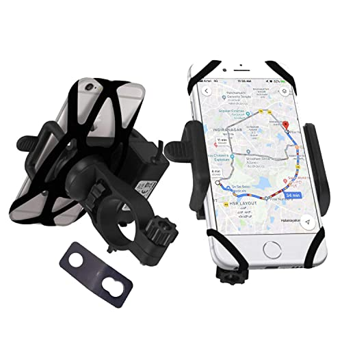 Blackcat Bike scooter Mobile Holder with charger for bikes & scooter v2 (2019)