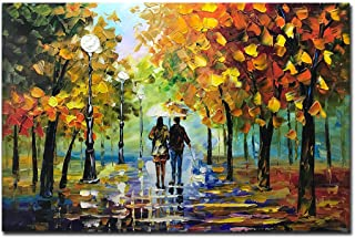 Best romantic night painting Reviews