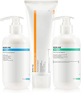 Acne.Org Regimen Complete Acne Treatment Kit