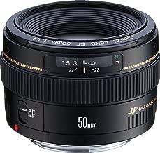 Canon EF 50mm f/1.4 USM Standard & Medium Telephoto Lens...