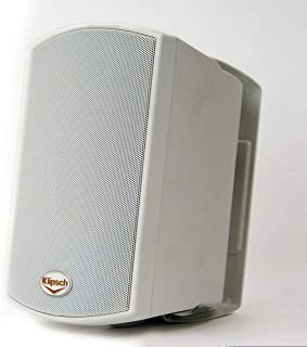 Klipsch AW-400 Indoor/Outdoor Speaker - White (Pair)