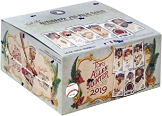 2019 Topps Allen & Ginter Retail Box (24 Packs/6 Cards)