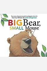 Big Bear, Small Mouse Kindle Edition