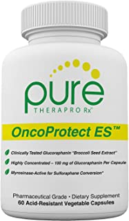 OncoProtect ES *HIGH DOSE* 60 VCaps | 100mg of Glucoraphanin