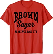brown sugar university shirt