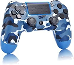 Game Controller for PS-4,Wireless Controller with Dual...