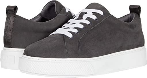 Dark Grey Leather