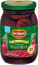 Del Monte Harvest Selects Crinkle Cut Pickled Beets, 16 Ounce (Pack of 12)