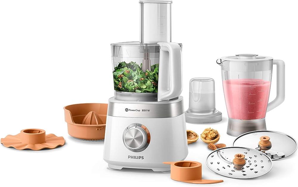 Philips, robot da cucina, multifunzione con oltre 16 funzioni, 850 w HR7530/00