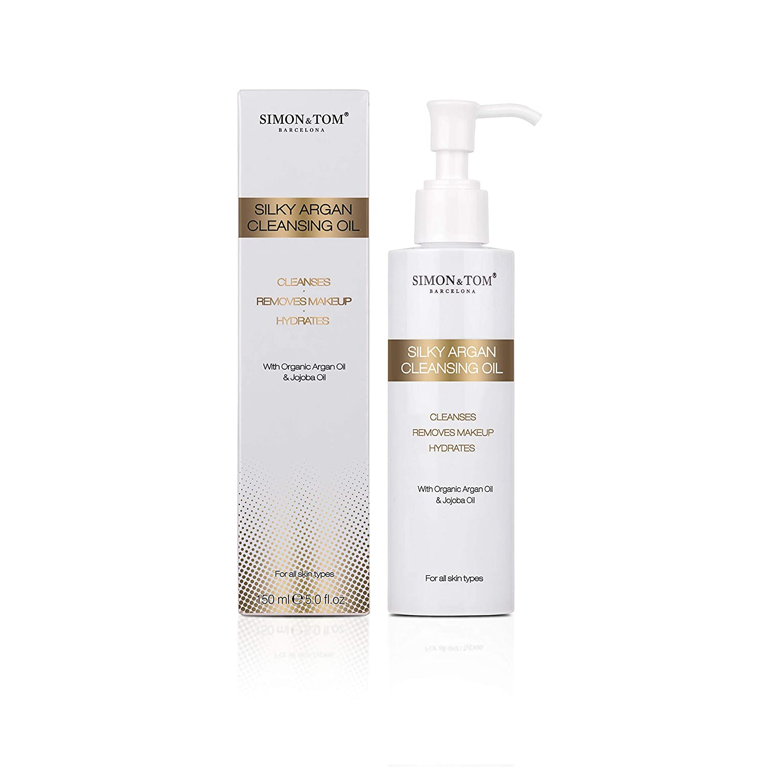 Simon Tom Silky Mail order Cleansing OFFicial mail order – Argan Hydrating Oil