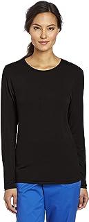 WonderWink Women`s Scrubs Silky Long-Sleeve T-Shirt