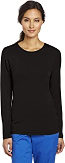 Women's Scrubs Silky Long-Sleeve T-Shirt