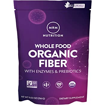 Whole Food Raw Organic Fiber