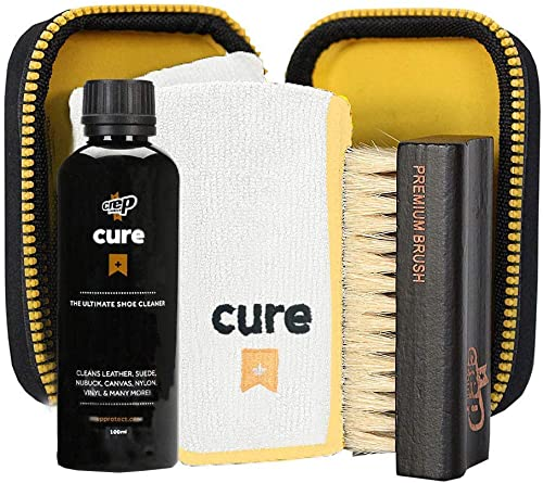 Crep Protect Cure Homme Care Kit Naturel