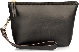 Mammon PU Makeup Bag Pouch Purse Handbag Organizer with Zipper