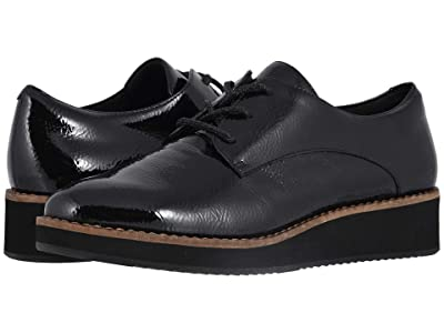 SoftWalk Willis (Black Patent) Women
