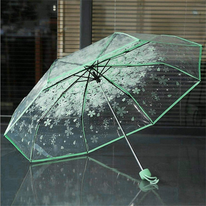 Courier shipping Over item handling ☆ free N\C Umbrellas Transparent Pocket Um Sun Mini Folding