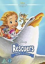 The Rescuers Down Under [Reino Unido] [DVD]