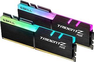 نموذج ذاكرة سطح المكتب G.SKILL TridentZ RGB Series 16GB 288-Pin DDR4 3200MHz موديل ذاكرة سطح المكتب F4-3200C16D-16GTZR