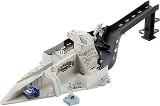 Hot Wheels- Star Wars, Lanzanaves Destructor Estelar, Pista de Coches, Multicolor (Mattel FJF10)