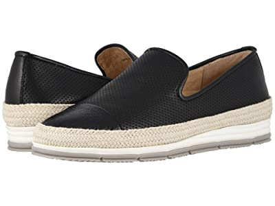 Vaneli Qalila (Black Perf Nappa/Black Peeble Metallic) Women