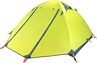 Azarxis 1 2 3 4 Person 3 4 Season Backpacking Tents Easy Set Up Waterproof Lightweight Professional Double Layer Aluminum ...