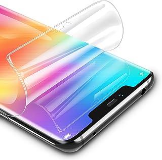 RIWNNI [3 Pezzi Pellicola Protettiva per Huawei Mate 20 PRO, Ultra Sottile Morbido TPU Pellicola Copertura Completa Protez...