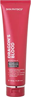 Skin Physics - Dragon's Blood Gentle Advanced 3-in-1 Treatment Facial Cleanser - Exfoliates, Moisturises and Cleanses Skin...