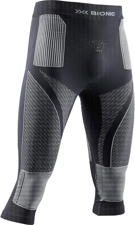 X-Bionic Herren Pants Energy Accumulator 4.0 3//4 Men
