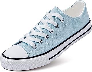 أحذية رياضية نسائية من FRACORA مصنوعة من القماش الكتاني للمشي