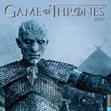 Game of Thrones 2019 Wall Calendar