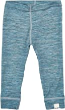 100% Merino Wool-Bamboo Eco Thermal Long Johns-Base Layer-PJs-Bottoms Toddler-Baby