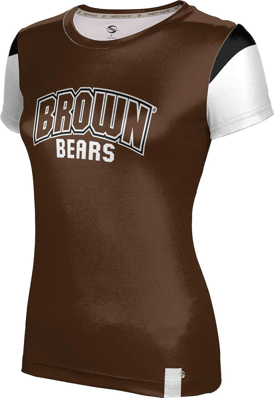 ProSphere Brown University Girls' Performance T-Shirt (Tailgate)