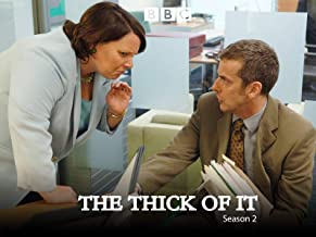 the thick of it season 2 episode 4